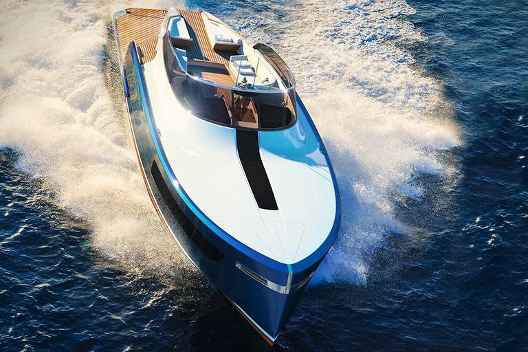 Aeroboat S6 Yacht