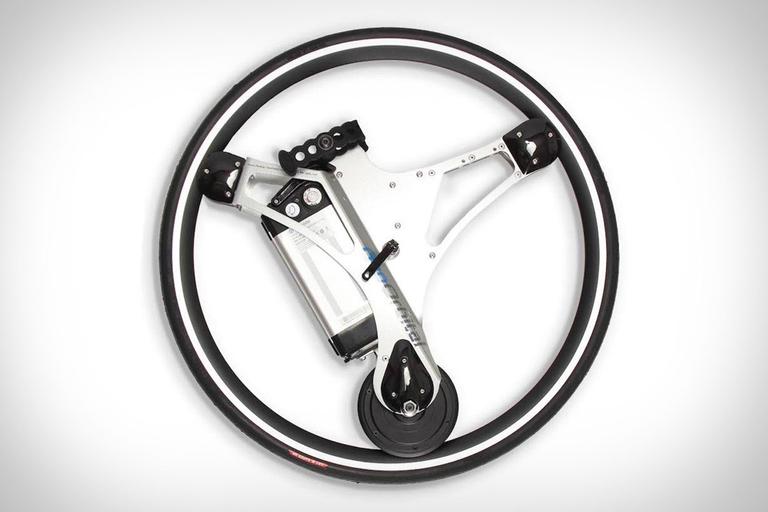 GeoOrbital Powered Bicycle Wheel