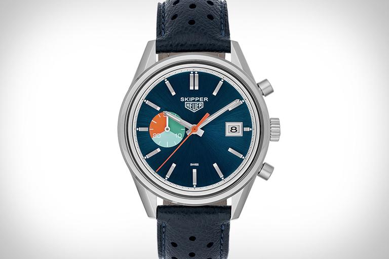 Tag Heuer x Hodinkee Carrera Skipper Watch