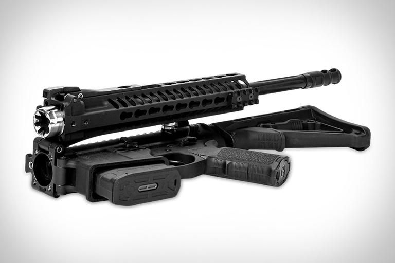 XAR Invicta Folding Automatic Rifle