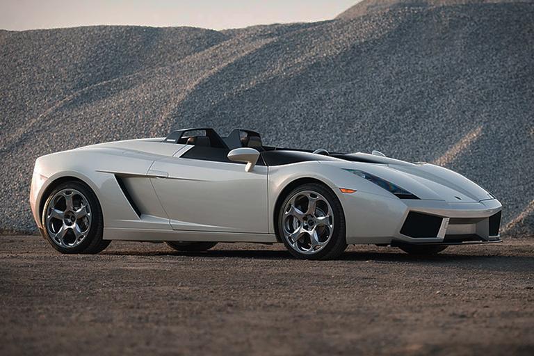2006 Lamborghini Concept S Uncrate HowlDb