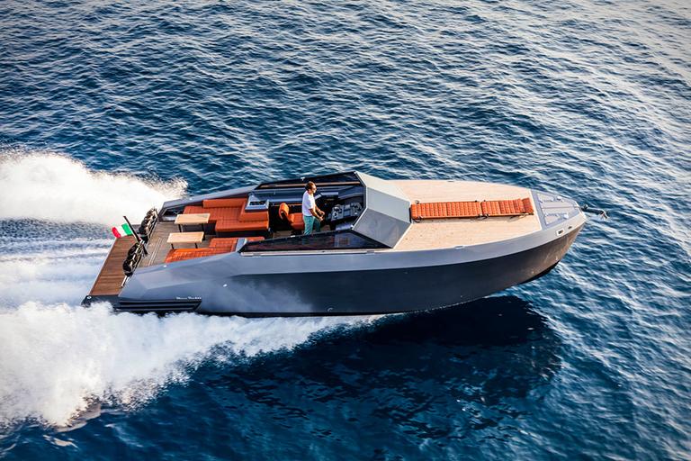 Mazu Thirtyeight Yacht