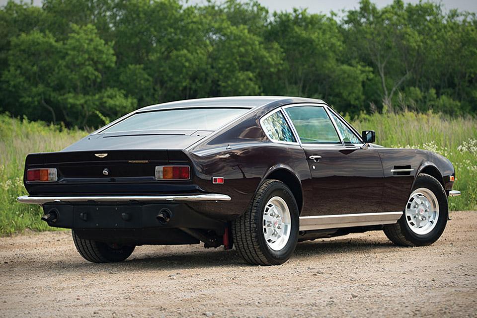 1978 Aston Martin V8 Vantage Uncrate
