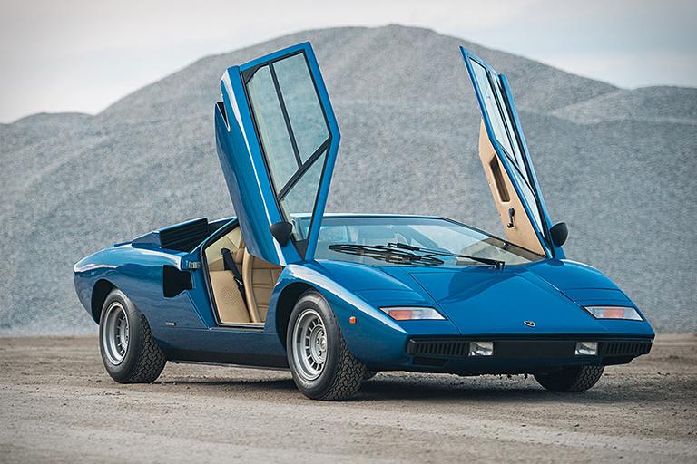 1976 Lamborghini Countach LP 400 Periscopio