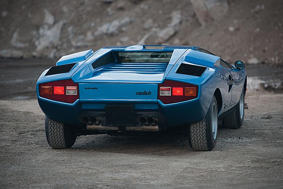 1976 Lamborghini Countach Lp 400 Periscopio Uncrate