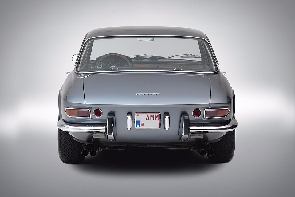1968er Ferrari 365 Gtc Coupé Uncrate