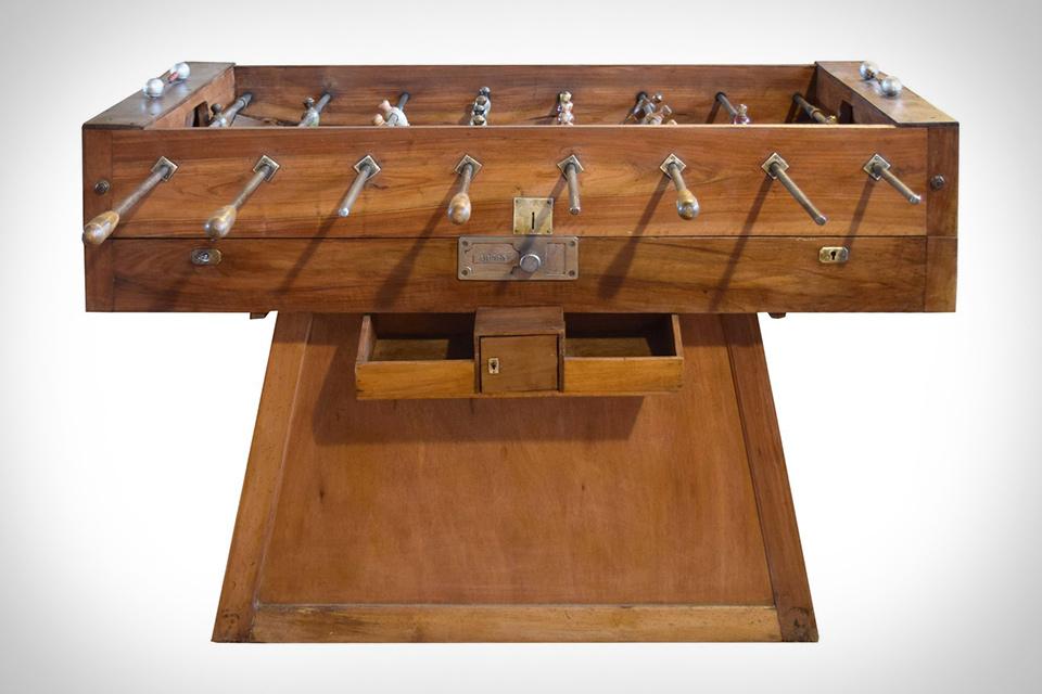 1930u0027s Italian Foosball Table | Uncrate