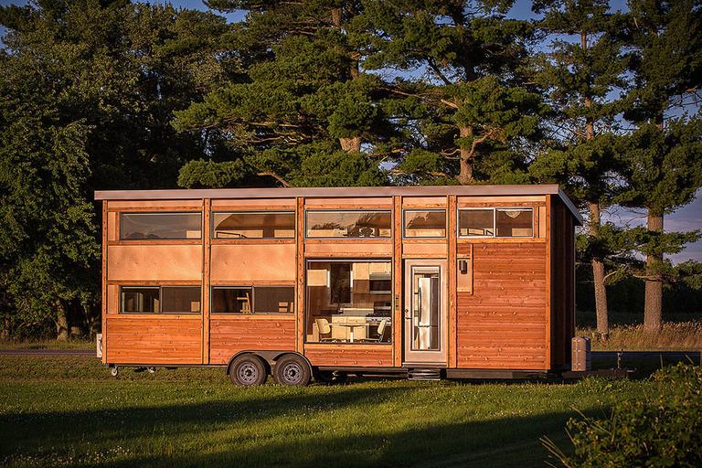Escape Traveler XL Tiny Home