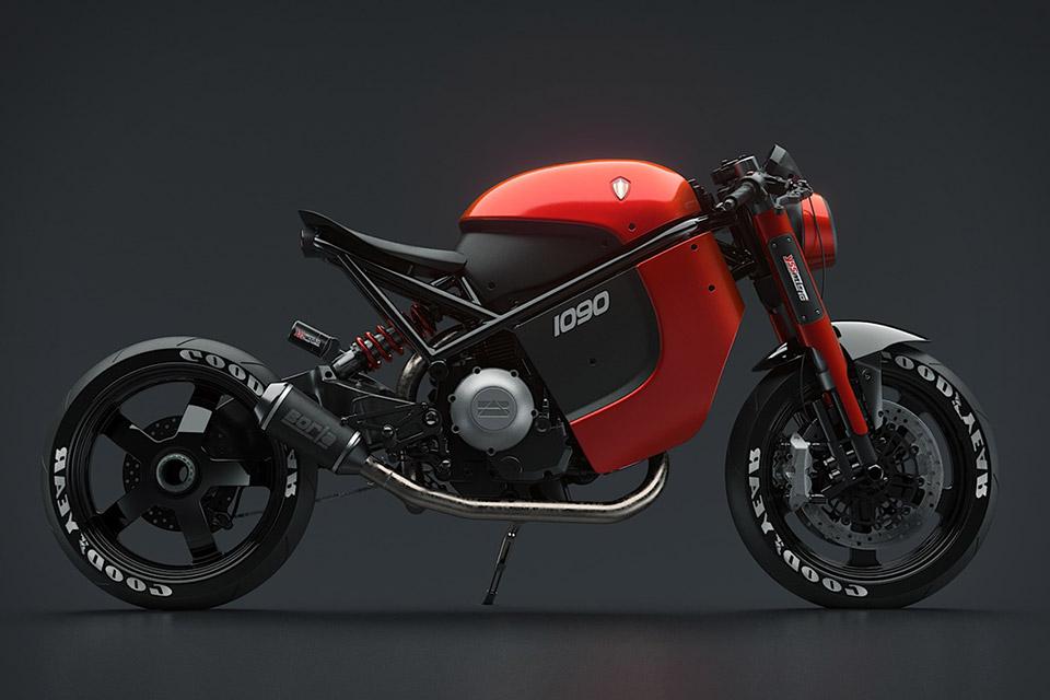 Koenigsegg 1090 Motorcycle Concept   Uncrate