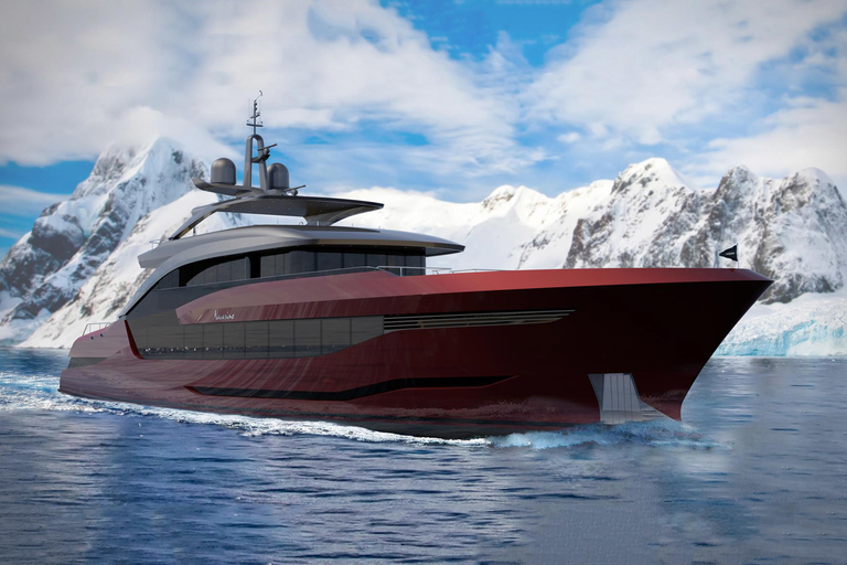 Moonen Naravino Yacht