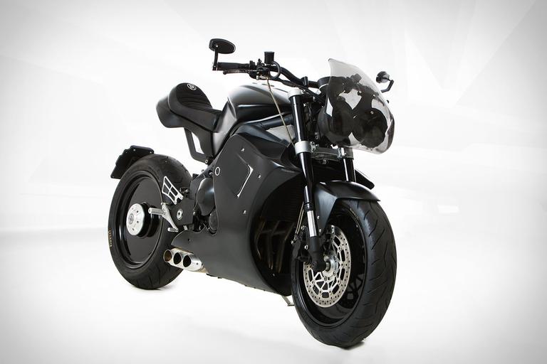 Triumph Tripla 0.0 Motorcycle