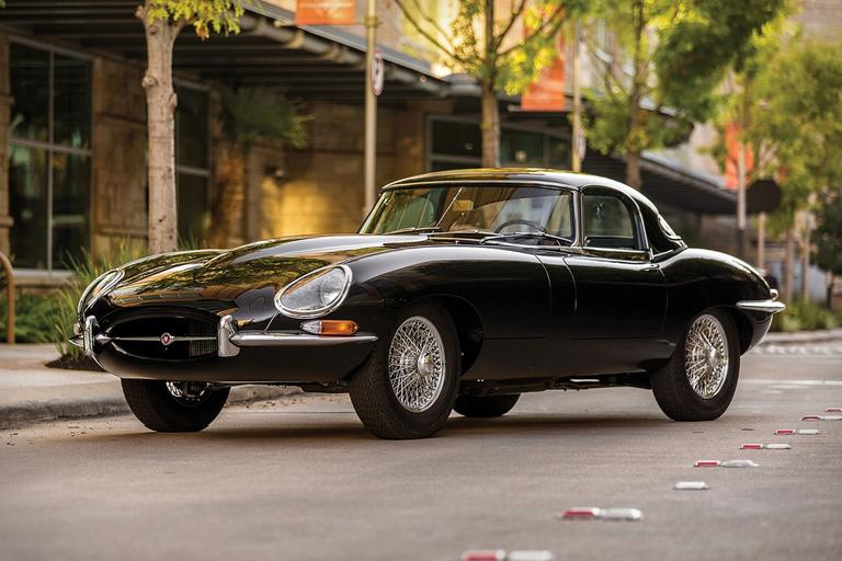 1966 Jaguar E-Type Series 1 Roadster