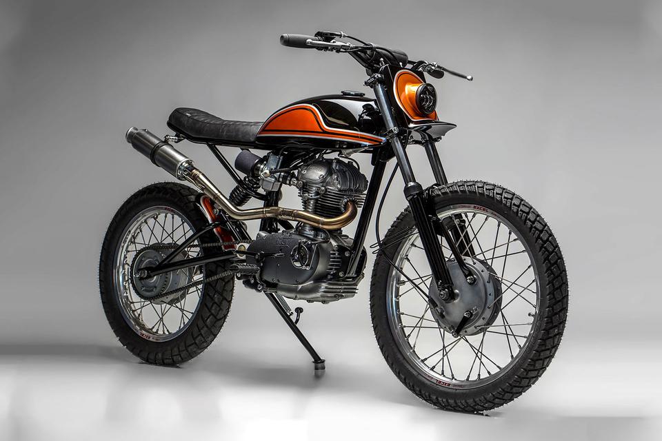 Yamaha XV750 Virago Scout Motorcycle | Uncrate