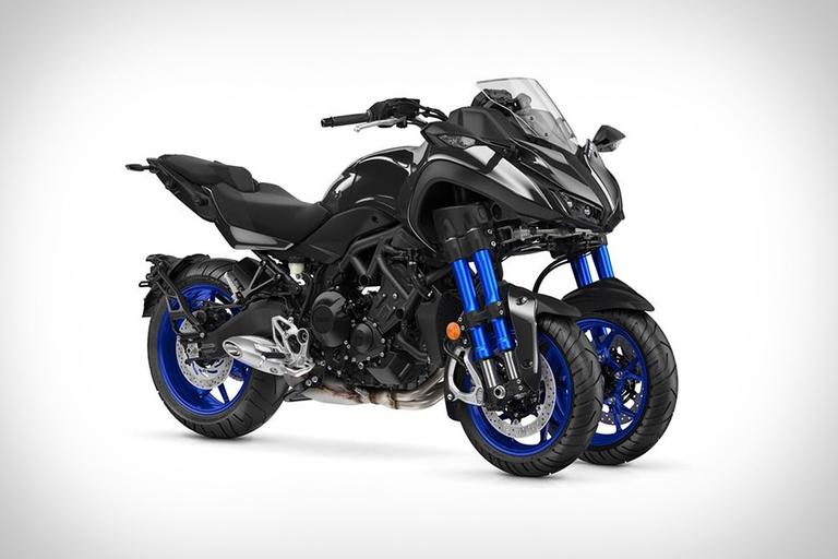 2019 Yamaha Niken Motorcycle Uncrate Howldb