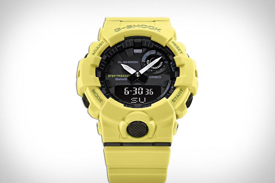 G-Shock GBA800 ima funkcije pametnog sata