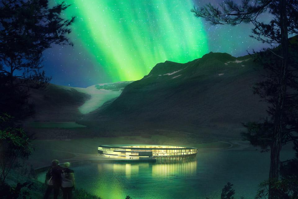 Svart Hotel Norvegia Energia