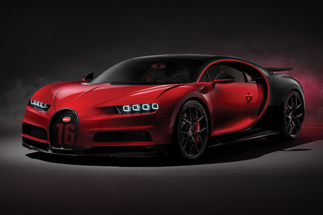 Bugatti Chiron Sport Hypercar