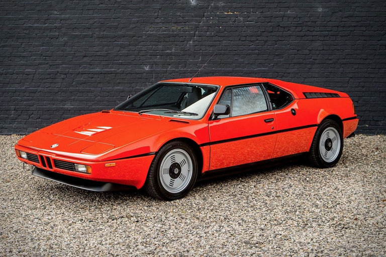 1980 BMW M1 Coupe