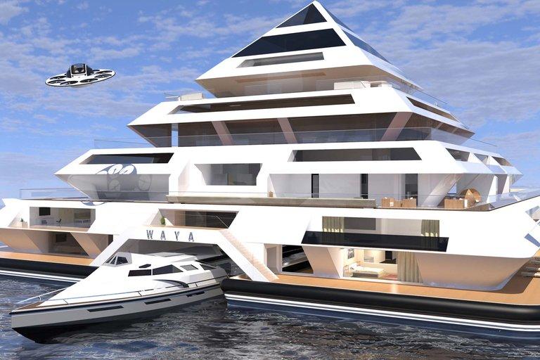 Wayaland Floating Community