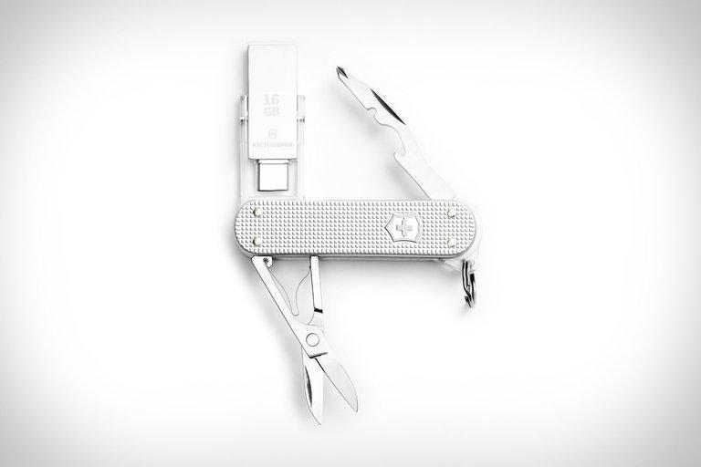 Victorinox Swiss Army Jetsetter USB Multi-Tool