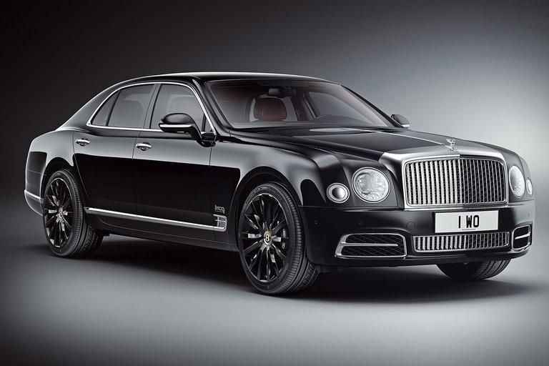 Bentley Mulsanne W.O. Edition Sedan