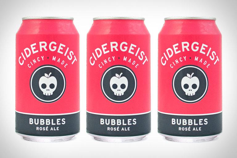 Cidergeist Bubbles Rose Ale