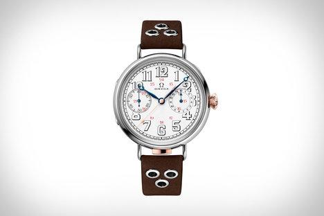 9d3ed03036bd5 First Omega Wrist-Chronograph Watch