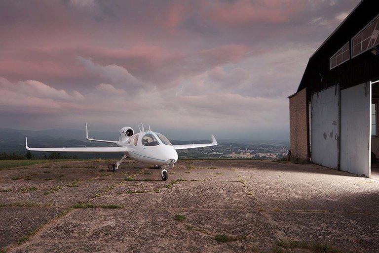 Flaris LAR 1 Personal Jet