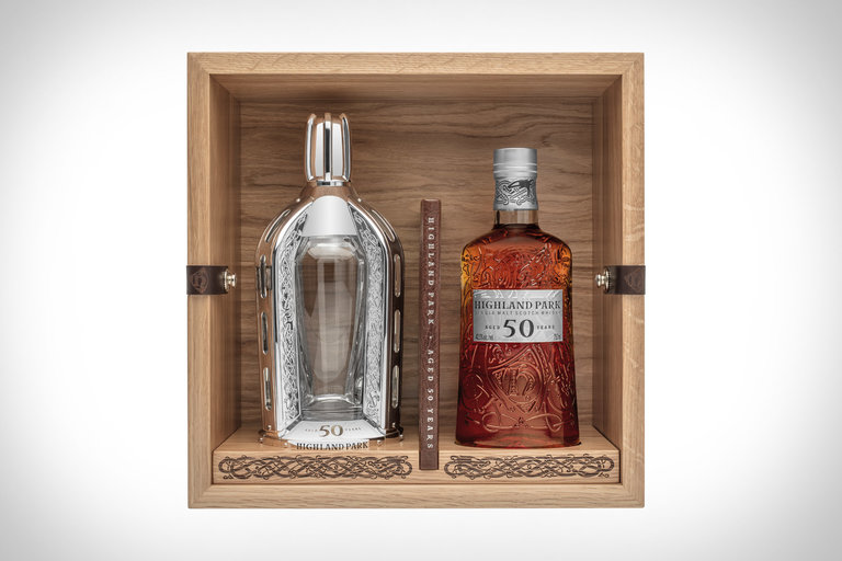 Highland Park 50-Year-Old Scotch Whisky