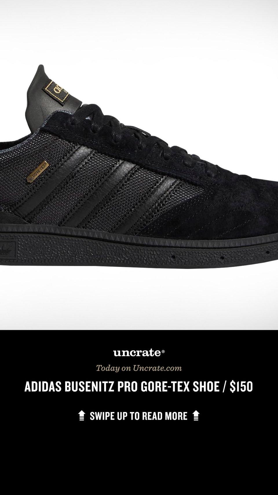 promo code 61001 944eb Adidas Busenitz Pro Gore-Tex Schuh | Uncrate
