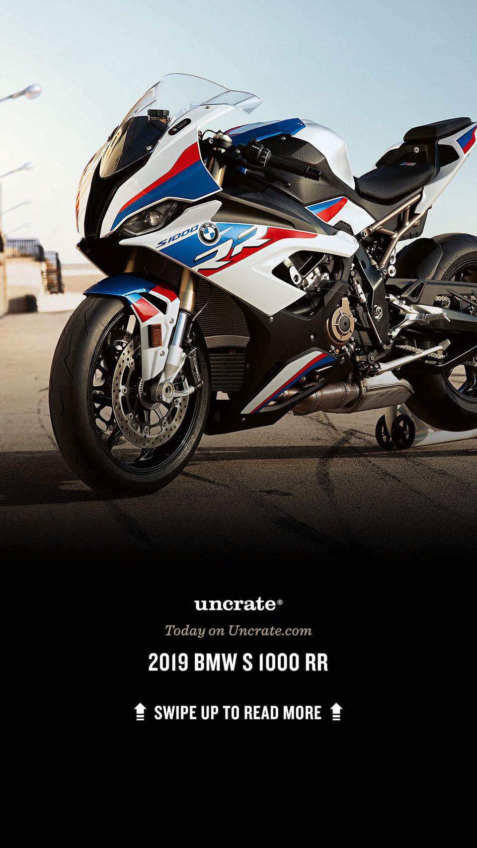 La Moto Bmw S1000 Rr 2019 Uncrate