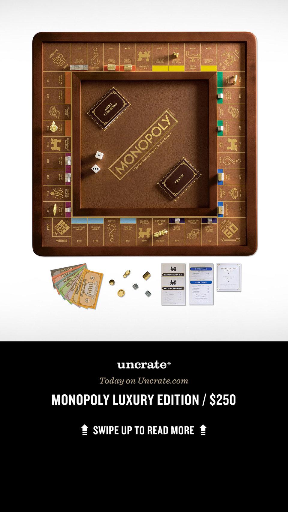 Monopoly Luxus Edition