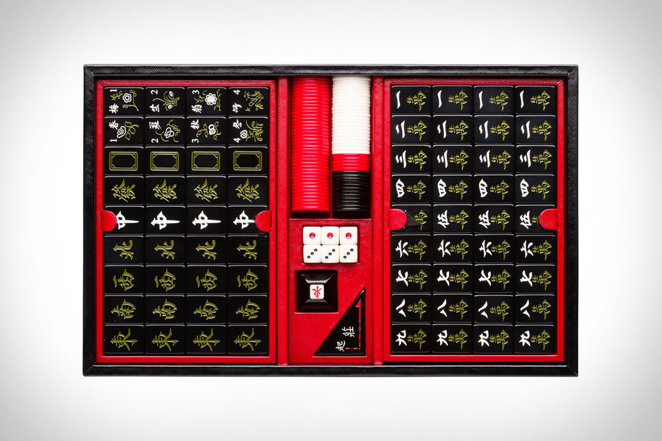hermes mahjong set, <b> Hermès drops crazy expensive PHP 2M Mahjong set </b>
