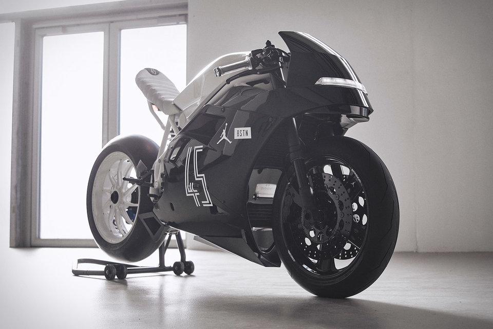 K-Speed Honda Super Cub Motorcycle | Uncrate