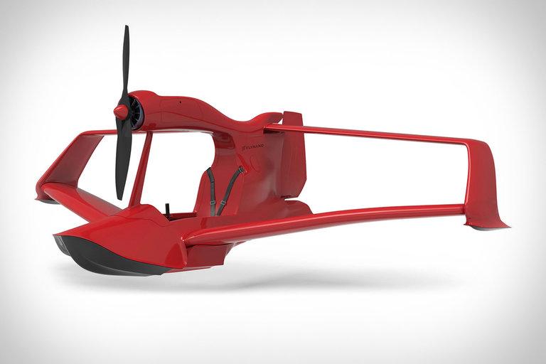 FlyNano Electric Seaplane