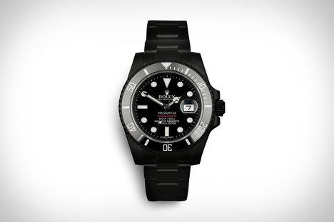Pro Hunter Rolex | Uncrate