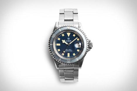 7618ff89305 1981 Tudor Submariner Snowflake Reference 94110 Reloj