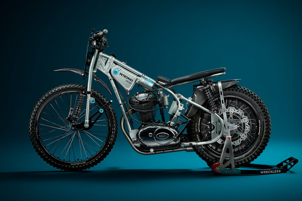 Fuell Flow Electric Motorcycle | Uncrate
