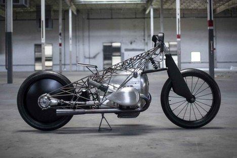 cf5e9d5f8ca BMW x Revival Birdcage Motorcycle