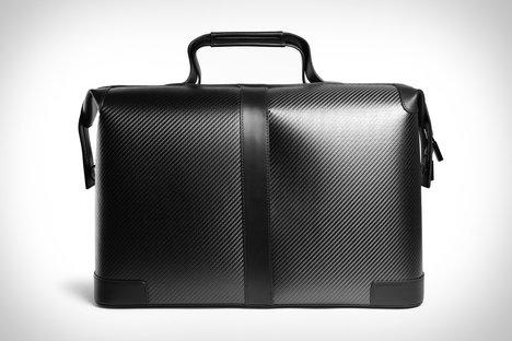 fa99b37526 Porsche Design Carbon Fiber Weekender Bag