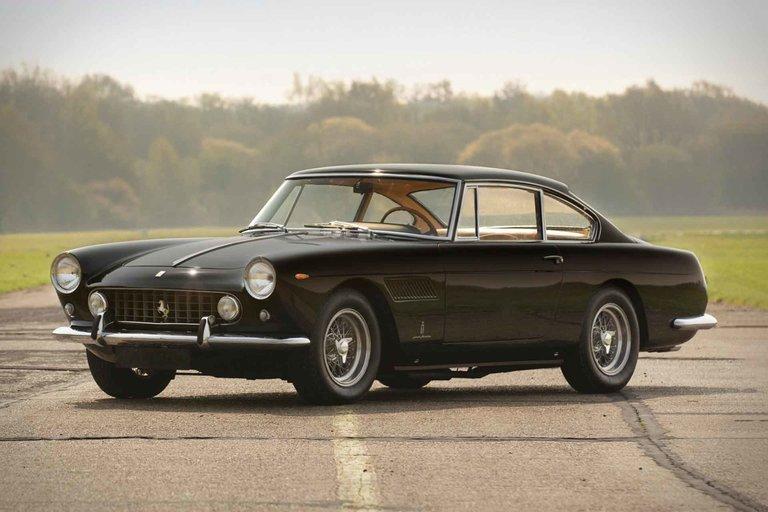 1962 Ferrari 250 GTE 2+2 Series II Coupe