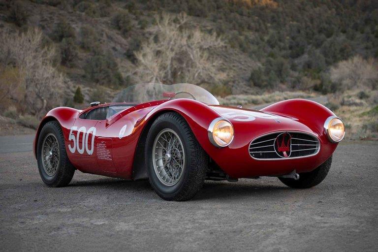 1954 Maserati A6GCS Race Car