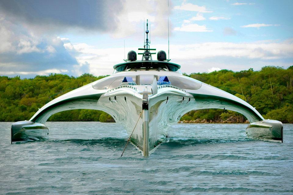 Rafael Nadal S Sunreef Power Catamaran Uncrate