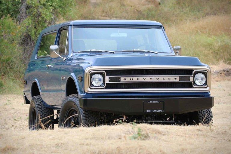 Icon 1969 Chevrolet K5 Blazer