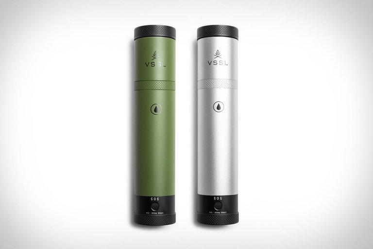 VSSL Flashlight Flask