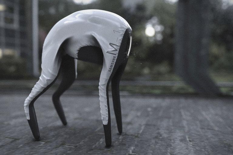 Samsung Dog-Bot Concept