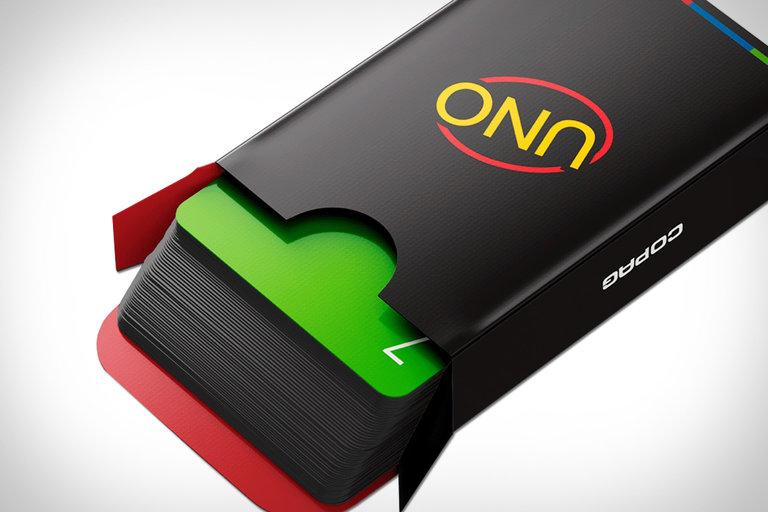 Uno Minimalista Card Game