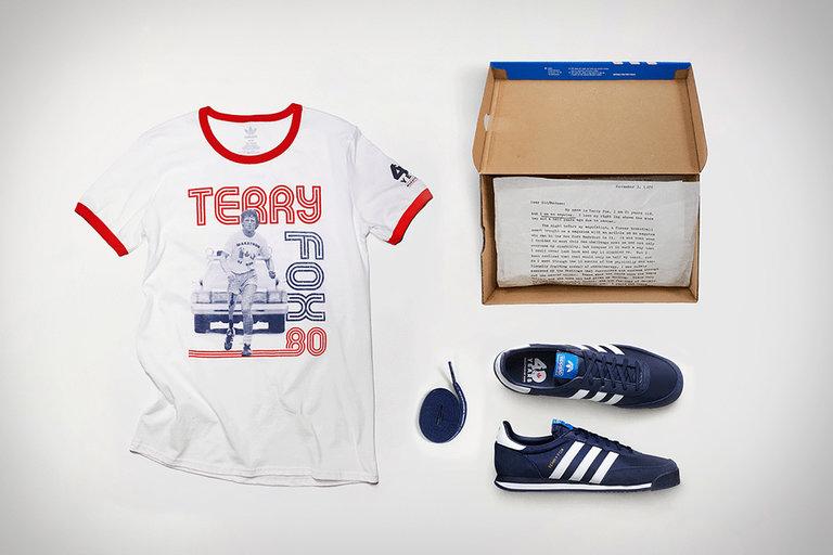 Adidas Terry Fox Collection