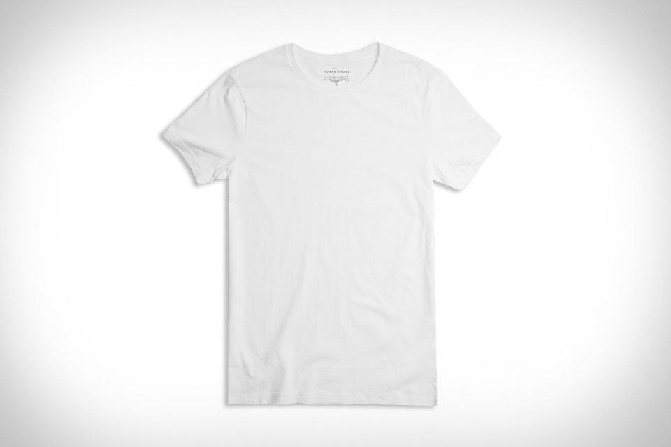 Bread & Boxers Cotton T-Shirt
