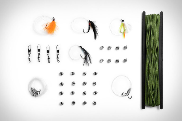 NATO Fishing Kit